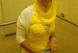 Free porn pics of Hijabi Toilet Whore 1 of 1 pics