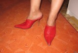 Free porn pics of ankles over mules (no porn) XXII 1 of 20 pics