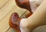 Free porn pics of ankles over mules (no porn) XXVII 1 of 20 pics