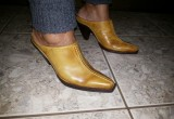 Free porn pics of ankles over mules (no porn) XXXV 1 of 20 pics
