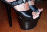 Free porn pics of my whore shoes 1 of 7 pics
