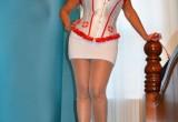 Free porn pics of Samantha - Nurse Knockers House Call 1 of 83 pics
