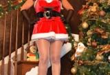 Free porn pics of Samantha - Mrs. Claus cums before Santa 1 of 89 pics