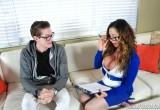Free porn pics of Ariella Ferrera - Big Cock Sex Interview 1 of 20 pics
