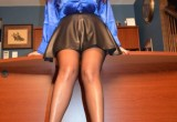 Free porn pics of Samantha - Sexy Office Manager 1 of 92 pics