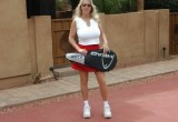 Free porn pics of Busty milf playing tennis 1 of 33 pics