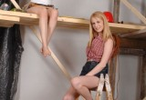 Free porn pics of Beata Undine and Amber Daikiri - Footjob at Construction Site 1 of 138 pics