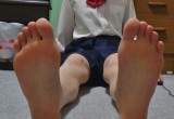 Free porn pics of PERFECT YOUNG LEGS AND FEET FOR WORSHIP (JAPAN) 1 of 5 pics