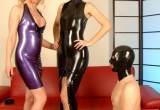 Free porn pics of latex shemale sex  1 of 78 pics