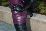 Free porn pics of Carley Loves Wearing Her Catsuit 1 of 11 pics