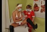 Free porn pics of Two masked nurses 1 of 14 pics