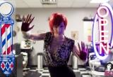Free porn pics of Cute Redhead Goth 1 of 43 pics