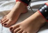 Free porn pics of Bound Slave Feet 1 of 54 pics