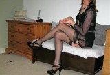 Free porn pics of Amanda in ankle boots & shoes 1 of 4 pics