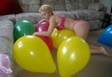 Free porn pics of Mature Balloon Fetish Girls 1 of 340 pics