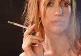 Free porn pics of Beautiful sexy redhead smoking cigarettes. 1 of 5 pics