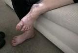 Free porn pics of Feet ;) 1 of 2 pics