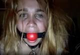 Free porn pics of Fesselsklavin Webcam Bondage 1 of 9 pics